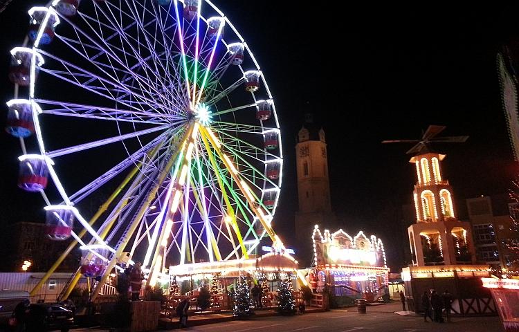 Jena: So soll der Weihnachtsmarkt stattfinden können