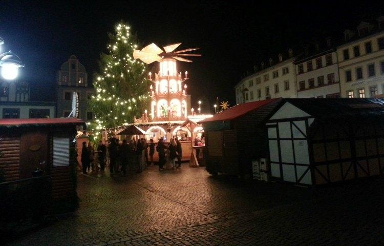 Weimar: Das war der Weihnachtsmarkt aus Sicht der Polizei