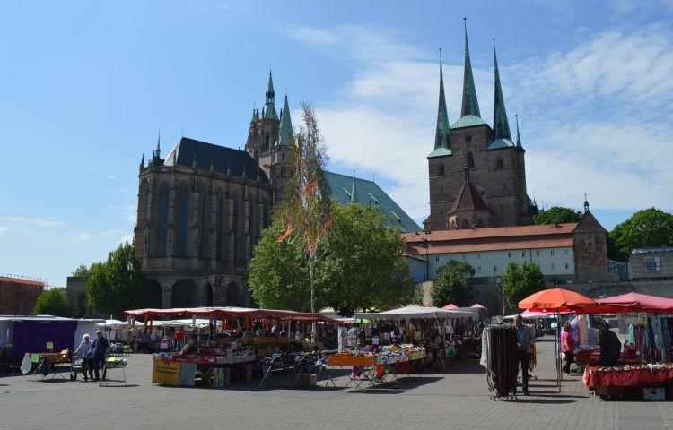 Erfurt: Online bei lokalen Händlern und Gastronomen bestellen