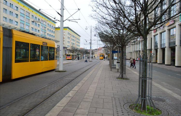 Gera: Sitze aus Straßenbahn gestohlen