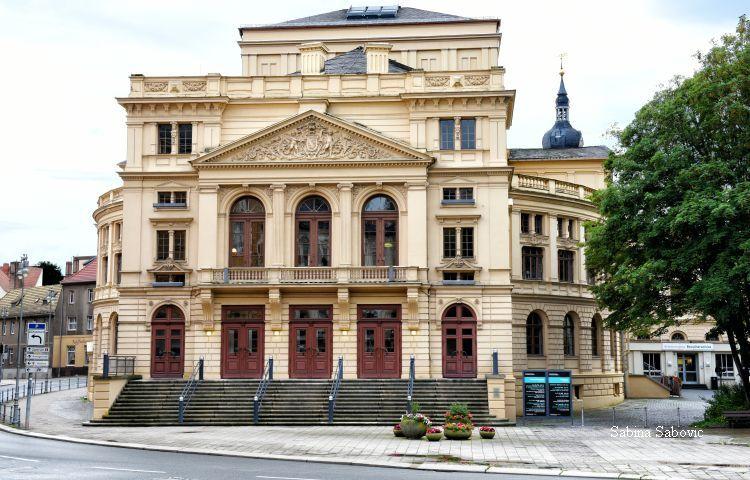 Altenburg: Eine etwas andere Theaterführung