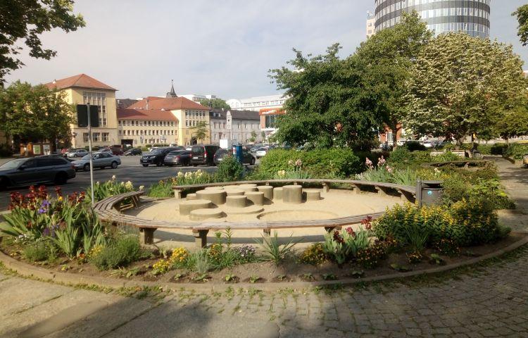 Befragung zu Klimaoasen in Jena