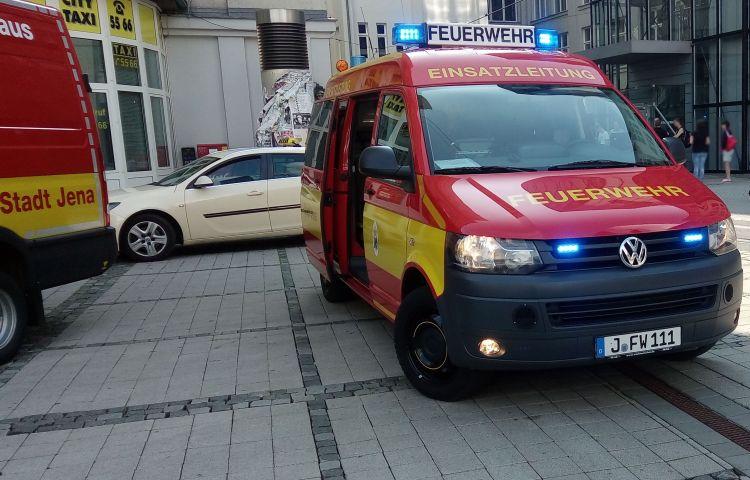 Jena: Feuermelder ausgelöst – 61-Jähriger wollte sich abreagieren