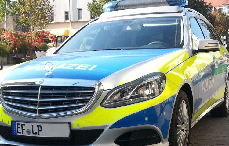 Gotha: falsche Feuerwehr-Männer in der Stadt unterwegs