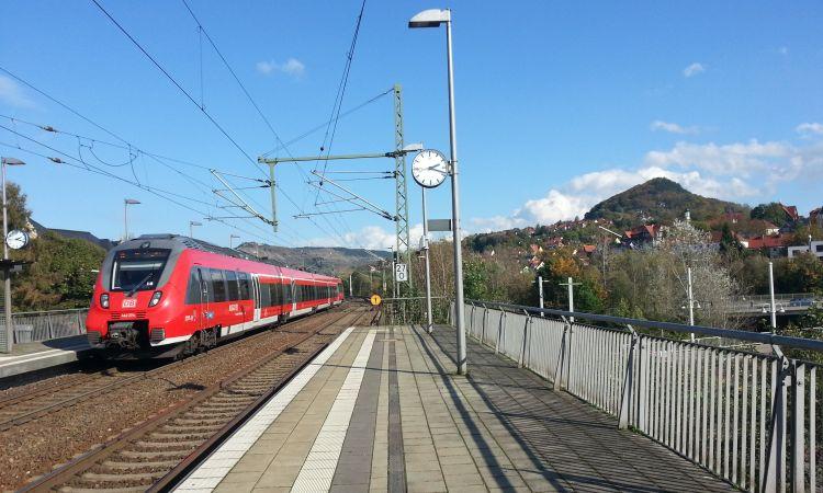 Deutschland: Bahnverkehr normalisiert sich