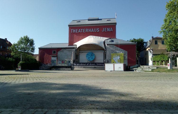 Theaterhaus Jena stellt ab Montag den Spielbetrieb ein