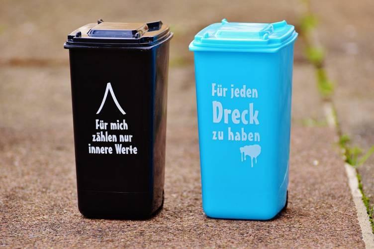 Weimar sammelt Elektrogeräte zukünftig in extra Schrottcontainern