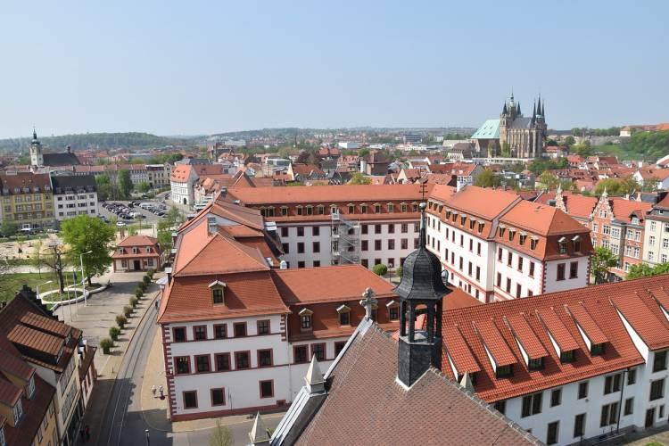 Erfurt: Elly Lange mit dem Verdienstorden der Bundesrepublik Deutschland geehrt