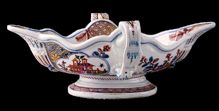 Jena: Porzellan aus Burgau im Stadtmuseum
