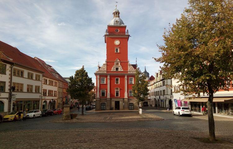 Gotha: Innenstadt soll zum Verweilen einladen