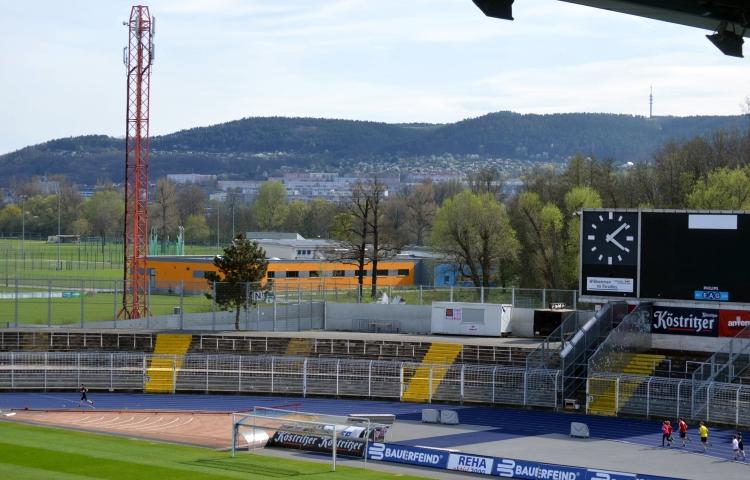 Jena: Zuschlag für den Stadionneubau erteilt