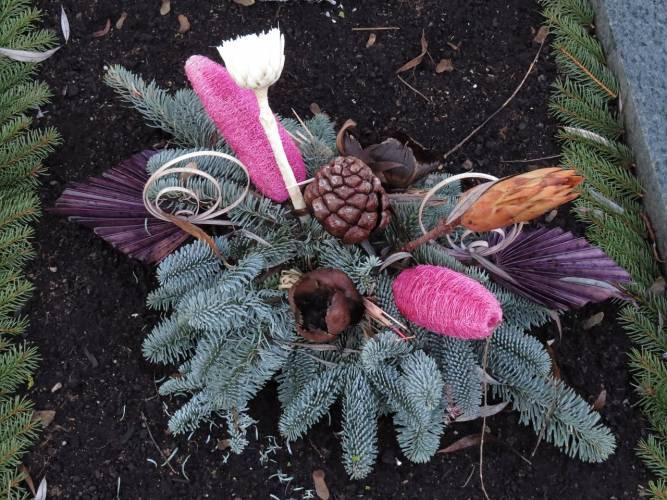 Gotha: Grabschmuck und Pflanzen vom Friedhof gestohlen