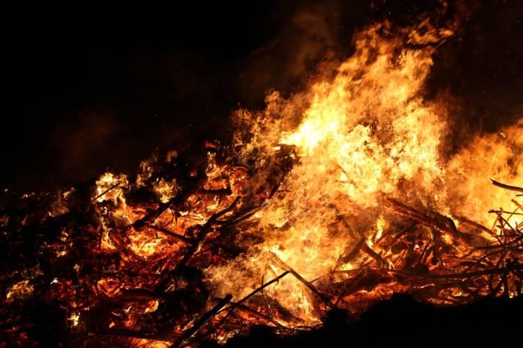 Eisenach untersagt Osterfeuer in diesem Jahr