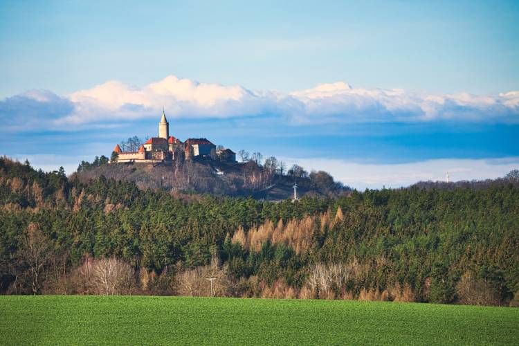 Leuchtenburg: 6,1 Millionen Euro Förderung für neuen Aufzug