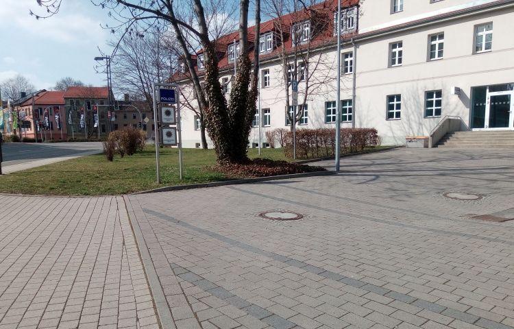 Weimar: Zum 6. Mal das Nummernschild abgerissen