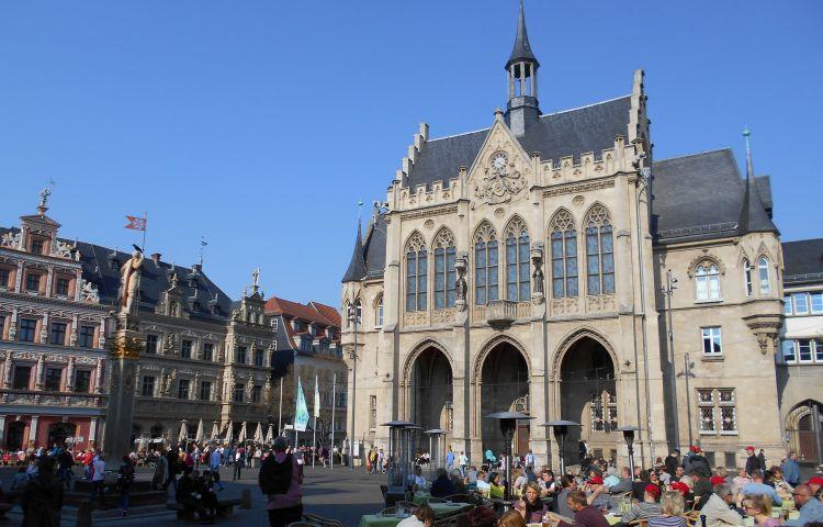 Erfurt: Kriminalität im Stadtgebiet 2018 angestiegen