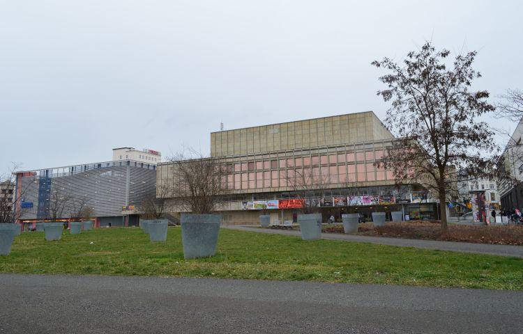 Gera: Siegerentwurf für die Freiraumgestaltung am KuK gekürt