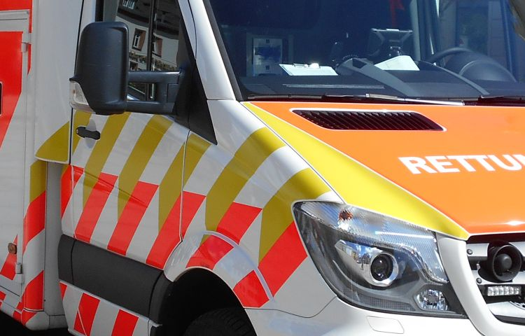 Udestedt (Kr. Sömmerda): 79-jähriger Mopedfahrer stirbt bei Unfall