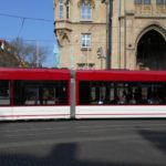 Straßenbahn EVAG Erfurt Rathaus Tnetzbandt thib24.de 750