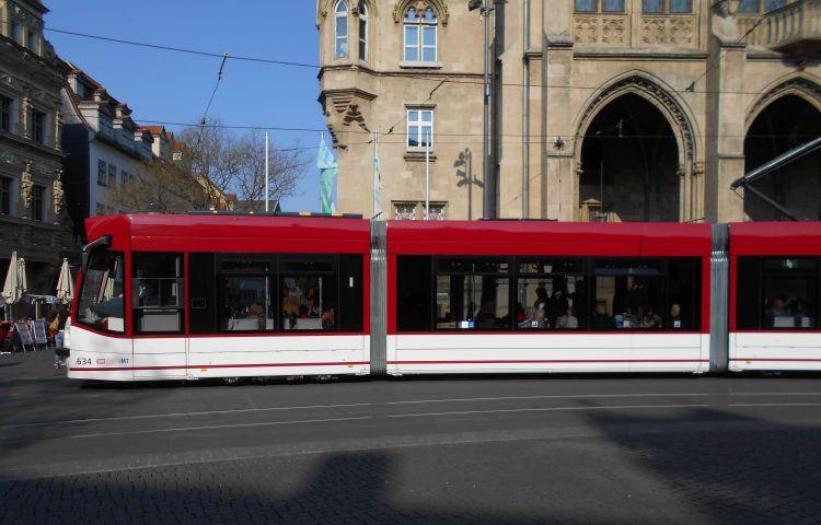 Erfurt: Nahverkehr baut Angebot wieder aus