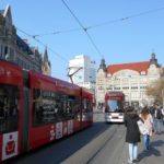 Straßenbahn EVAG Erfurt Tnetzbandt thib24.de 750