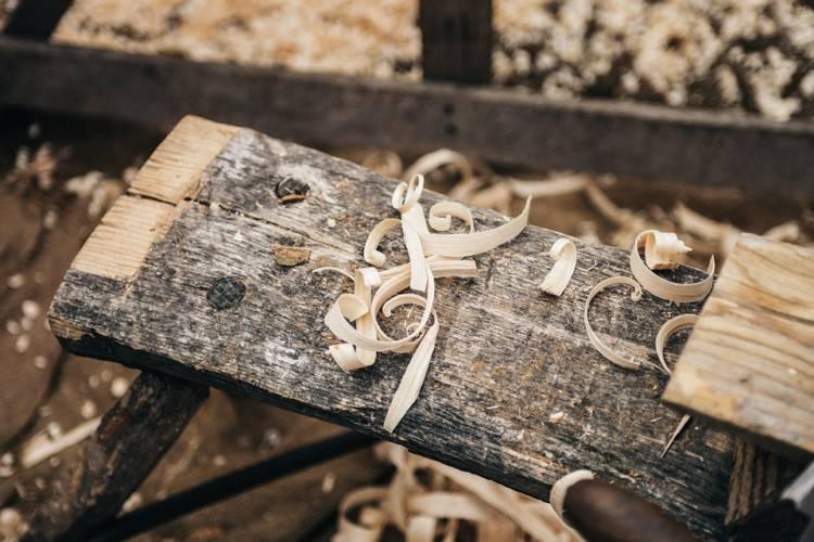 Eisenach: Holzwerkstatt in den Sommerferien