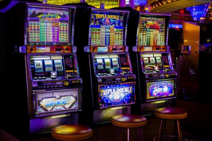 Casino, Spielautomat