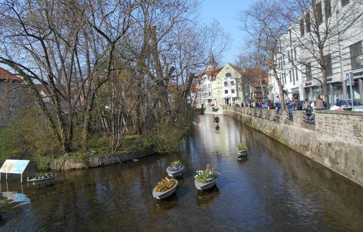 Erfurt: Verbot der Wasserentnahme aus Fließgewässern