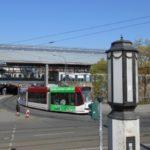 Hauptbahnhof Erfurt Straßenbahn Symbol TNetzbandt thib24.de 750 (2)