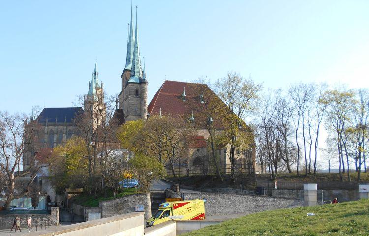 Erfurt: 7-Jähriger bei Unfall schwer verletzt