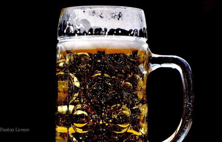 Bierabsatz stieg in Thüringen