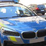 Polizei Fahrzeug BMW TNetzbandt thib24.de 750
