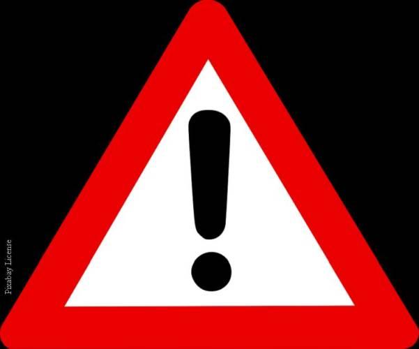 Nordhausen: Vollsperrung – LKW fährt sich fest und droht umzukippen