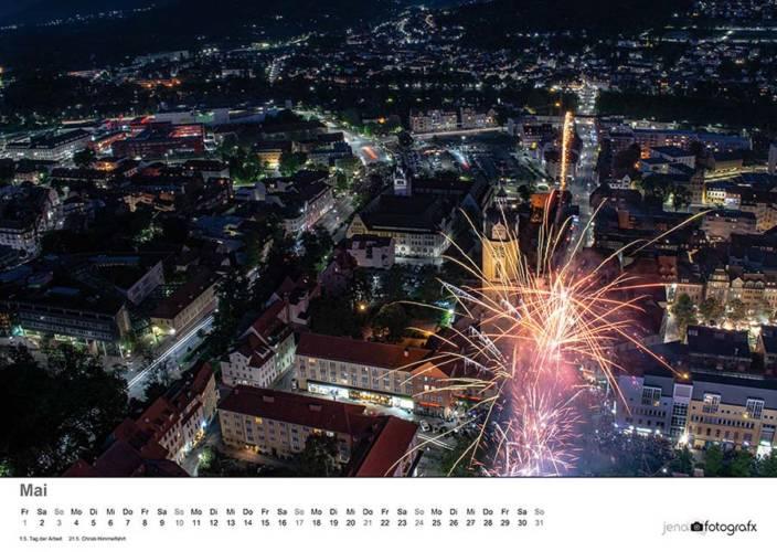 Jena: Fotokalender Jena 2020 steht bereit