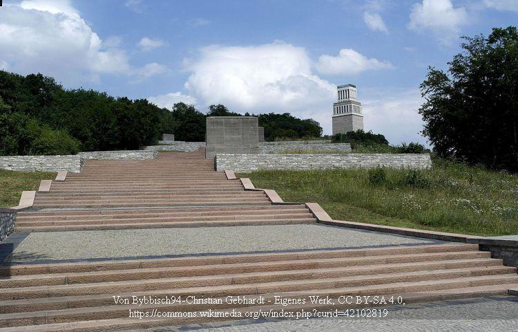 Weimar: Gedenkakt zum 75. Jahrestag der Befreiung der KZ Buchenwald abgesagt