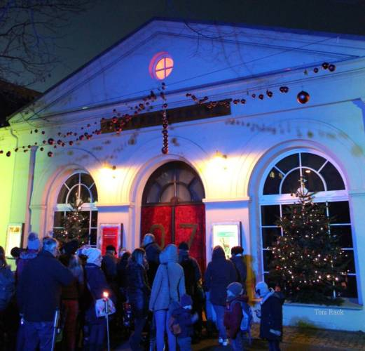 Gera: Puppentheater wird zum Adventskalender