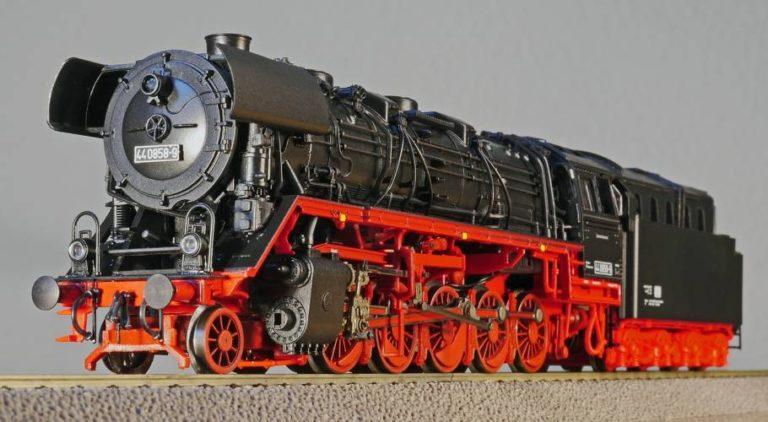 Erfurt: Modell-Eisenbahnen für mehrere tausend Euro gestohlen