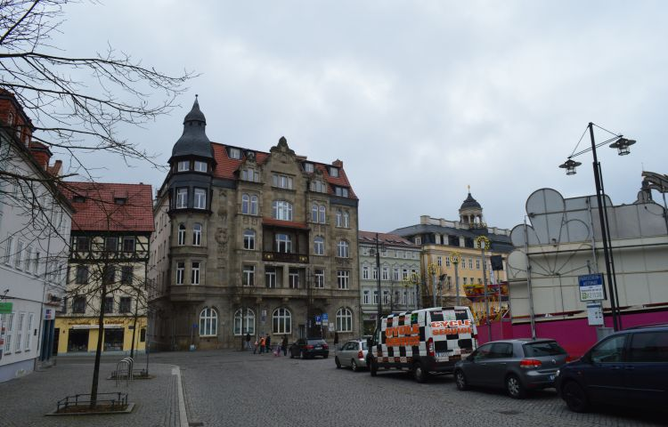 Eisenach: heute Sprechtag des  Thüringer Bürgerbeauftragten