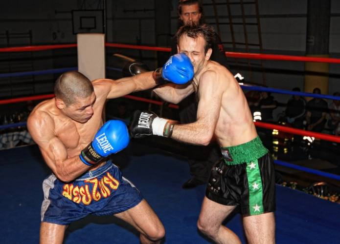 Die Jenaer Fightnight geht in die 4. Runde