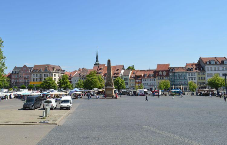 Erfurt: Keine Sondernutzungsgebühren bis zum 19. April