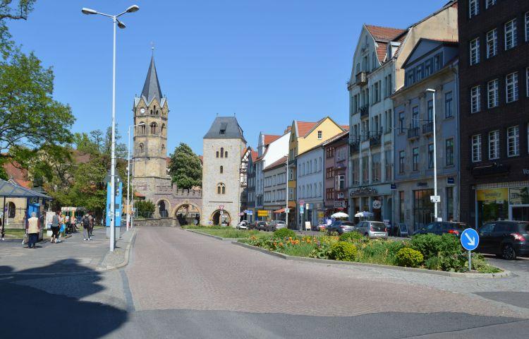 Eisenach soll bald in bunten Farben blühen