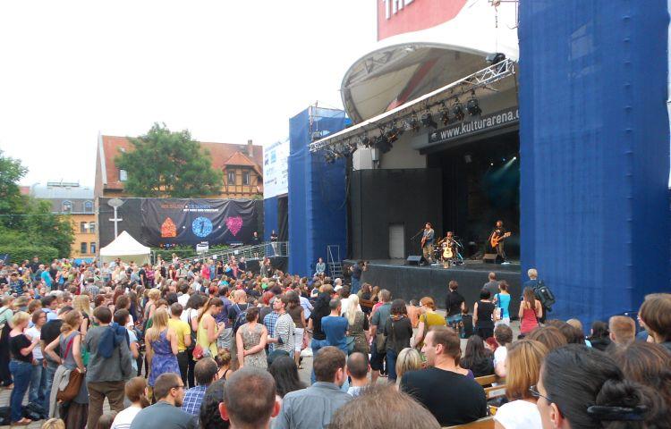 Jena: Ticketverkauf für die Kulturarena