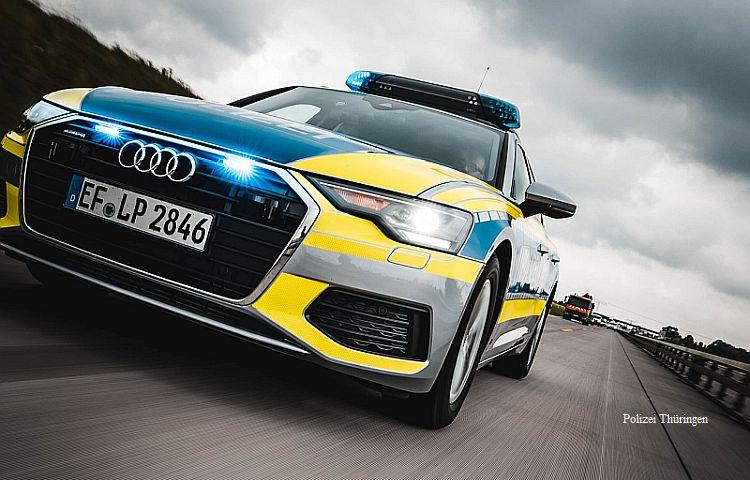Eisenberg: Radarkontrolle auf der Autobahn ertappt 380 zu schnelle Fahrer