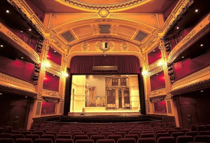 Thüringen: Theater und Orchester bis 31. Januar geschlossen