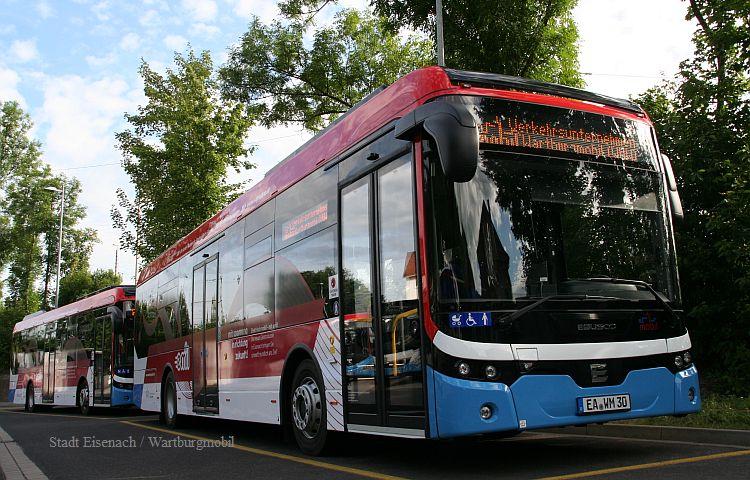 EU: deutsche Regelungen zur Förderung  von Bussen mit alternativen Antrieben genehmigt