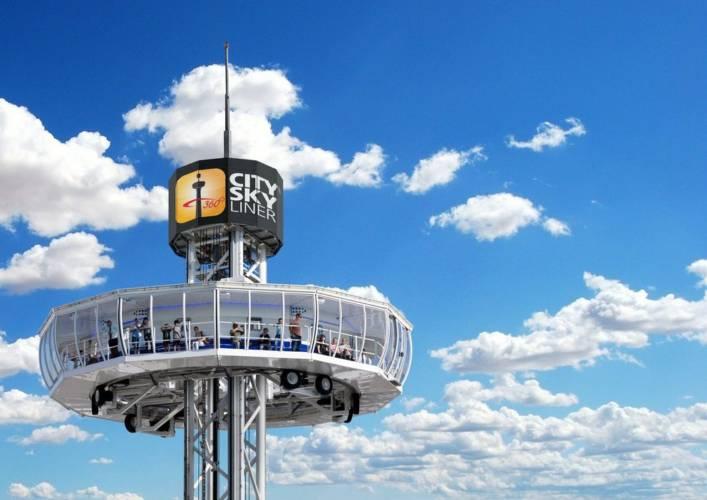 Weimar: Besuch im Skyliner für soziale Einrichtungen kostenlos