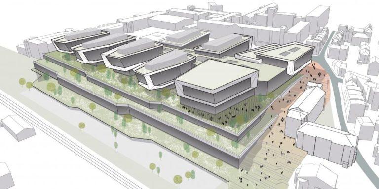 Jena: Bebauungsplan für Zeiss-Promenade wird 2 Monate öffentlich ausgelegt