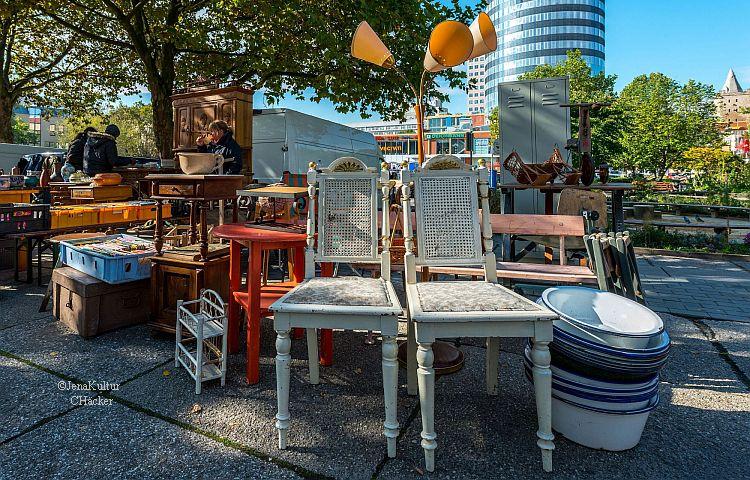 Jena: Neuer Termin für Trödelmarkt