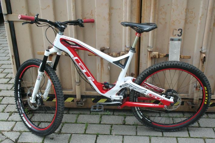 Erfurt: Fahrrad sichergestellt, Eigentümer gesucht