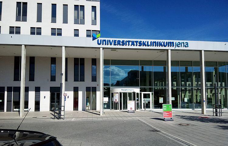 Uniklinik Jena im Focus Gesundheitsranking vorn